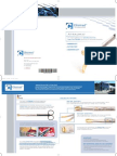 CLINIMED Atraumix scissor for atraumatic tissue dissection
