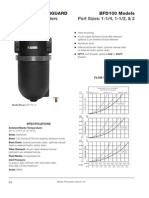 Filter BFD100 Specs