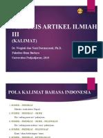 Pertemuan 09. Menulis Artikel Ilmiah 3.pptx
