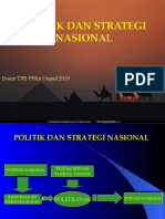 Polstranas (pengantar) TPB 2019