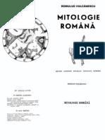 Mitologie Romana Romulus Vulcanescu