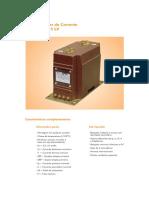 Transformador de Corrente KIG-24 (PT)