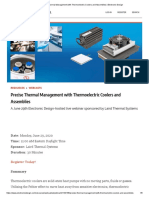 4_Precise Thermal Management with Thermoelectric Coolers and Assemblies _ Electronic Design