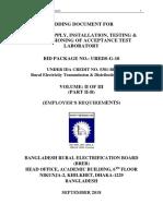 2B. Bid Document Volume II (Part B)