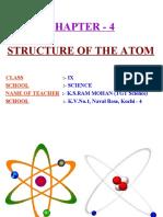4structureoftheatom