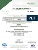 Certificado-00406-Cables-TW-THW-y-THHN-THWN-2