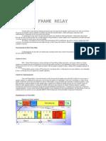 Resumo Frame Relay