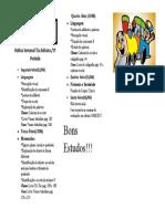 Agenda Adriana 2017 1 Periodo junho