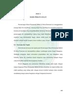 BAB 6 HASIL PERANCANGAN. Perancangan Pusat Pemasaran Mebel di Kota Pasuruan ini menggunakan.pdf