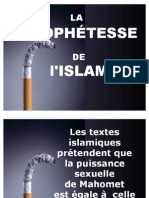 La Prophétesse de l'Islam