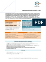Health Sector Summary _Press Packet__FINAL