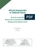 Wtrysk bezpośredni w silnikach Diesla__ksiązka
