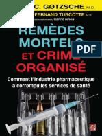 Remèdes mortels et crime organisé