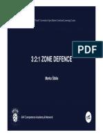 3-2-1 defence