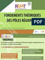 Fondements théoriques des pôles (1)