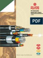 LV-PVC-Cables
