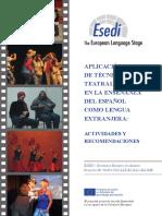 Techniques théâtrales pour enseigner l'espagnol