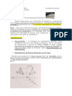 9º trabalho E@D - Geometria D. 10º B 08 a 12 de junho