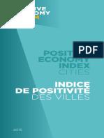 Indice Villes 2015
