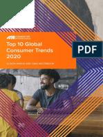 Top 10 Global Consumer Trends 2020