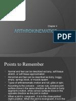 Ch 3  4 Articular-Arthrokin