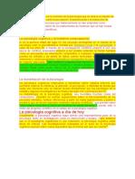 resumen psiccog