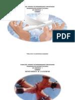 CRONOGRAMA DE LA FUIN RJEC