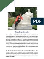 Dossier Almudena Grandes
