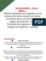 Présentation de produit «.pptx