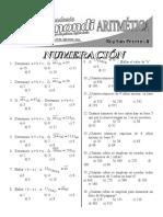 seminario numeracion