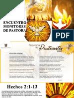 ENCUENTRO MONITORES DE PASTORAL.pptx
