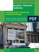 04-Adult education, museums and art gallery.
