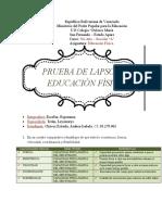 PRUEBA DE EDUCACIÓN FÍSICA - copia