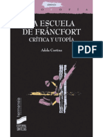 La escuela de Francfort (Adela Cortina).pdf