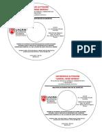 Etiqueta Para CD1