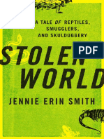 Stolen World by Jennie Erin Smith - Excerpt