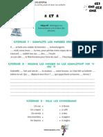a-à+fiche+homophones+grammaticaux-CE1-CE2-CM1-CM2