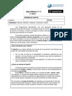 GUÍA TRABAJO  N°10 Interes Compuesto. (Autoguardado) (1)