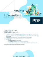 Environmental Consulting by Slidesgo