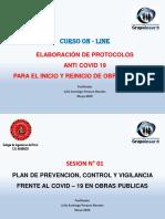 Presentación Protocoloes Obras Publicas
