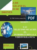 SISTEMAS DE VIDEOVIGILANCIA Y MANEJO DE DRONES