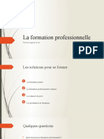 FILIM - PowerPoint Masque des diapositives