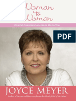 [Joyce Meyer] Woman to Woman Candid Conversations(Z-lib.org).Epub