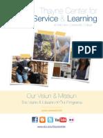 Thayne Center Vision + Mission