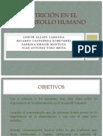 7. Nutricion en el Desarrollo Humano