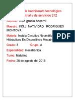 especialidad ICNHDM