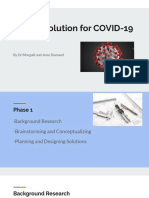 covid-19 solution
