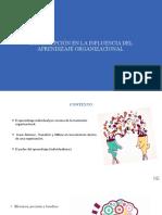 LA PERCEPCIÓN EN LA INFLUENCIA DEL APRENDIZAJE ORGANIZACIONAL - copia - copia