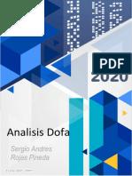 Analisis Dofa Sergio Rojas