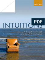 Anthony Robert Booth_ Darrell P. Rowbottom - Intuitions-Oxford University Press, USA (2014).pdf